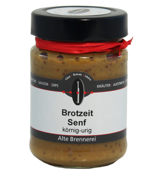 Brotzeit-Senf 175ml