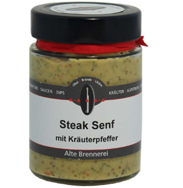 Steak-Senf 175ml